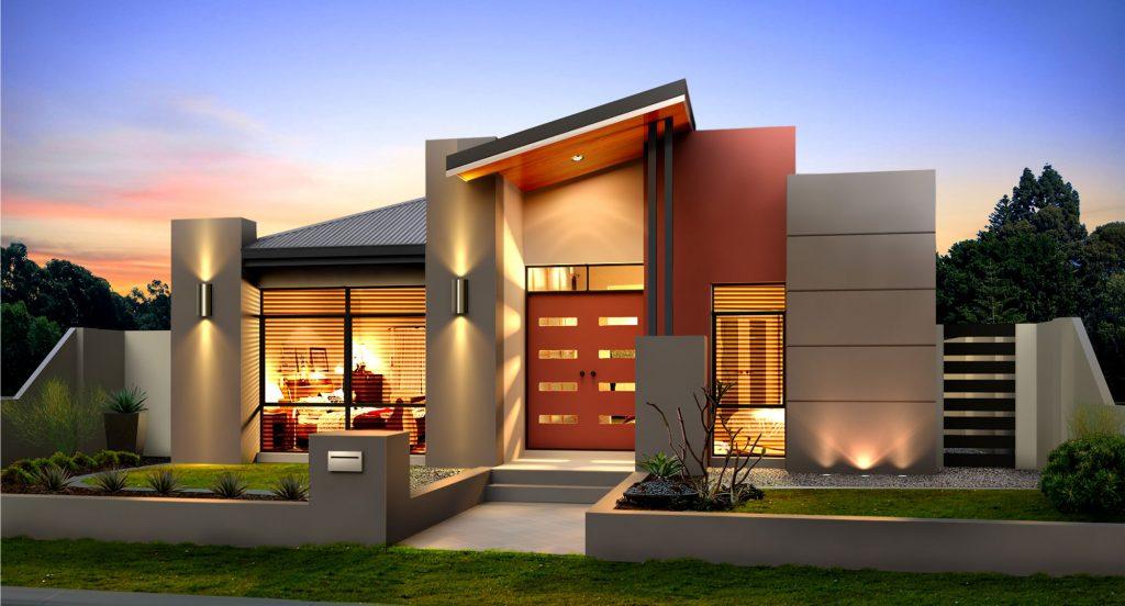 Single storey homes mandurah perth designs great living homes - Single storey home designs sydney ...
